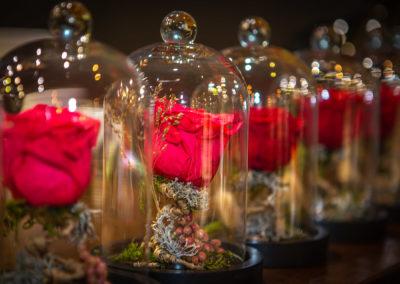 Ferrari Fleurs 1975 rose rouge